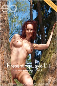 Presenting Layla B 1