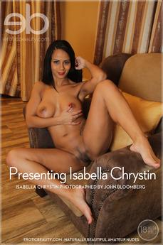 Presenting Isabella Chrystin