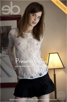Presenting Alexis