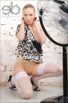 Black & White Dress 3