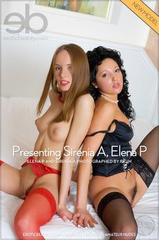 Presenting Sirenia A Elena P