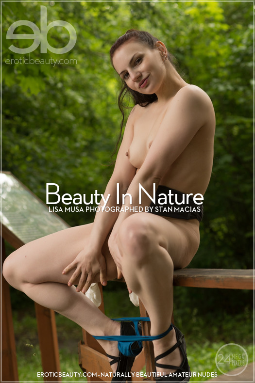 Beauty In Nature featuring Lisa Musa by Stan Macias