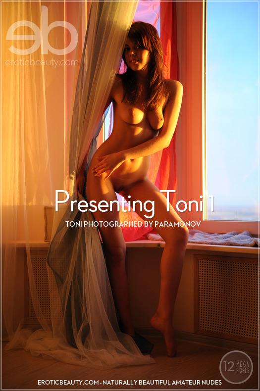Presenting Toni 1 featuring Toni by Paramonov