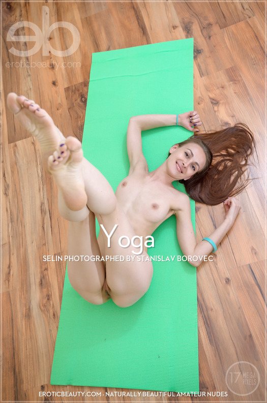 Yoga featuring Selin by Stanislav Borovec