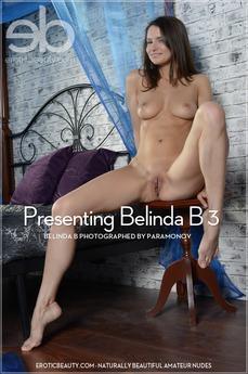 Presenting Belinda B 3
