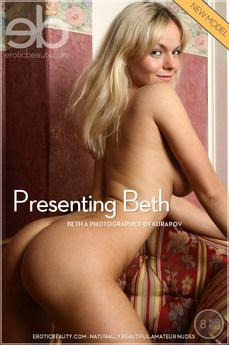 Presenting Beth