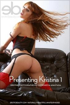 Presenting Kristina 1