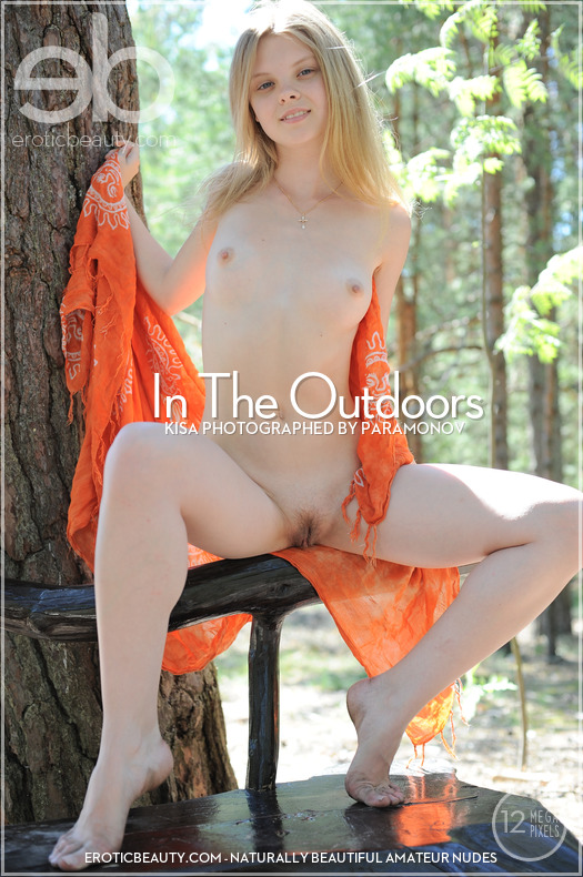 In The Outdoors featuring Kisa by Paramonov