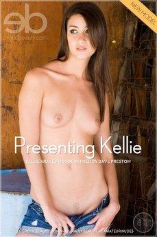 Presenting Kellie