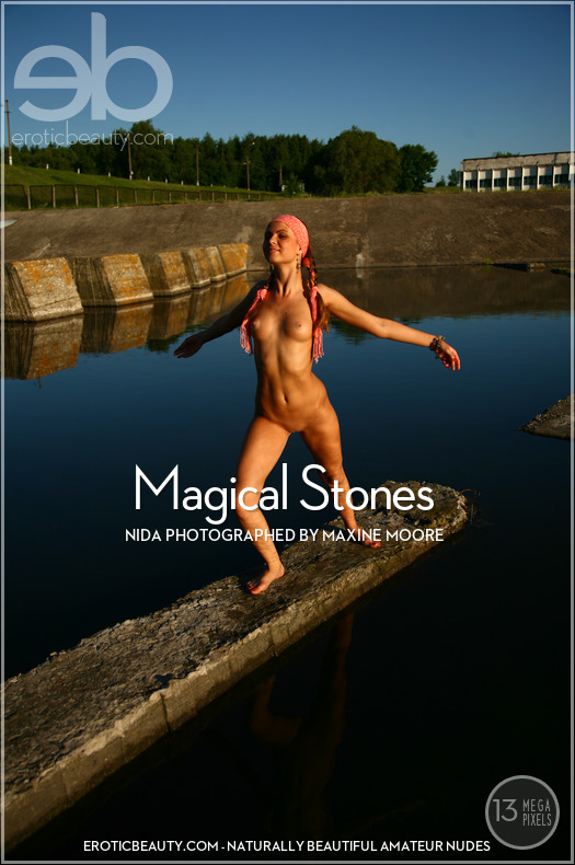 Magical Stones featuring Nida by Maxine Moore