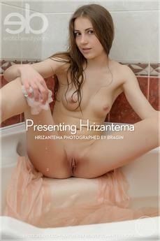 Presenting Hrizantema