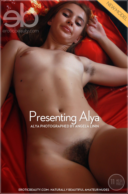 Presenting Alya featuring Alya by Angela Linin