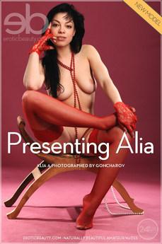 Presenting Alia
