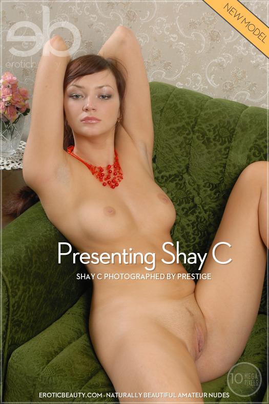Presenting Shay C featuring Shay C by Prestige