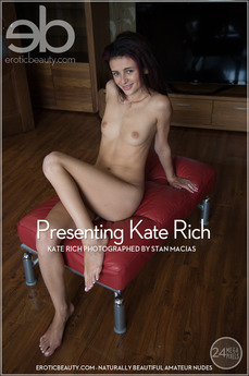 Presenting Kate Rich