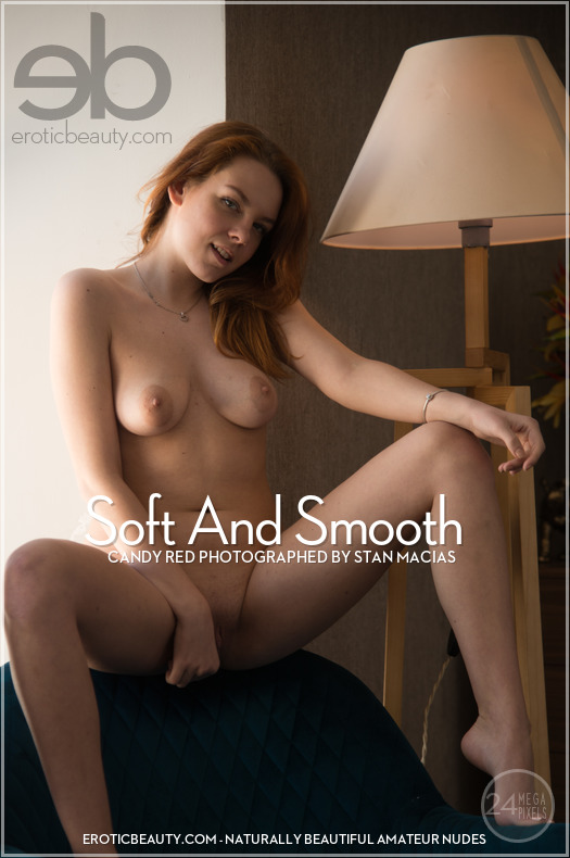 Soft And Smooth featuring Candy Red by Stan Macias