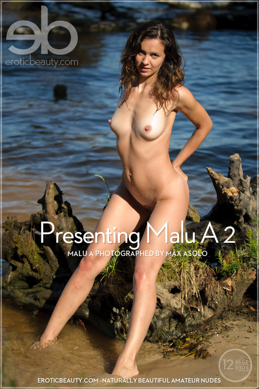 Presenting Malu A 2 featuring Malu A by Max Asolo