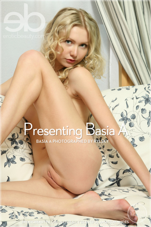 Presenting  Basia A featuring Basia A by Rylsky