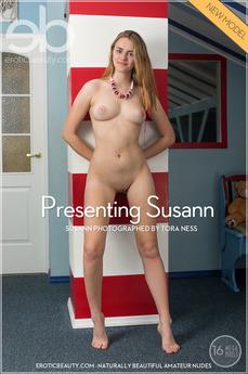 Presenting Susann
