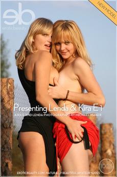 Presenting Lenda & Kira E 1