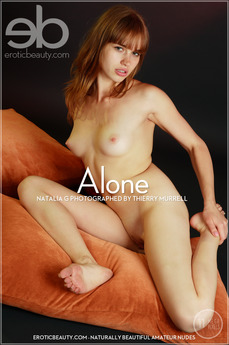 Alone. Alone featuring Natalia G by Thierry Murrell