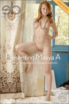 Presenting Masya A