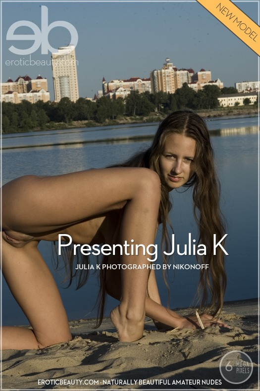 Presenting Julia K