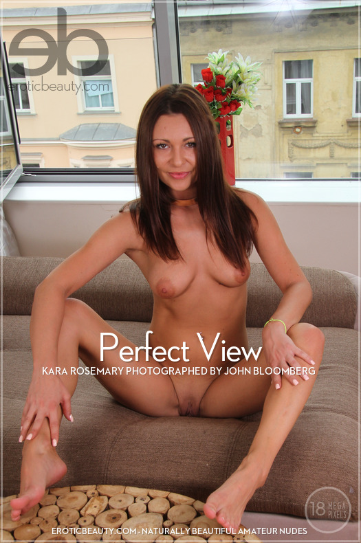 Perfect View featuring Kara Rosemary by John Bloomberg