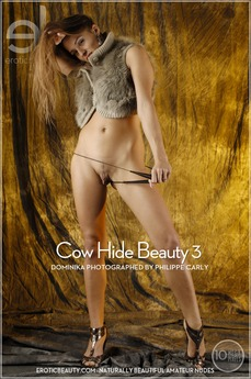 Cow Hide Beauty 3