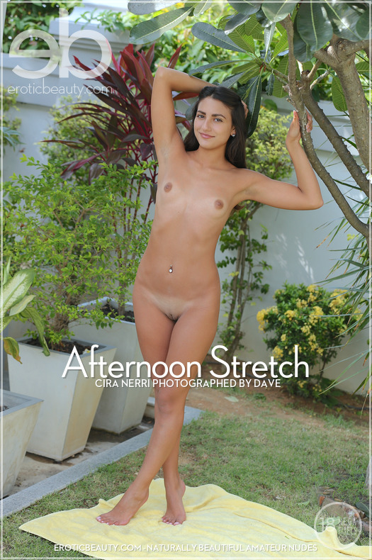Afternoon Stretch featuring Cira Nerri by Dave