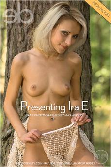 Presenting Ira E