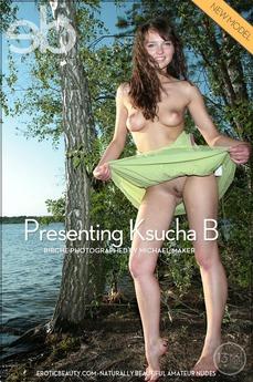Presenting Ksucha B