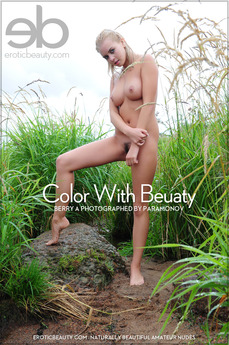 Color with beauty. Color With Beauty featuring Berry A by Paramonov