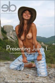 Presenting Yuliya 1