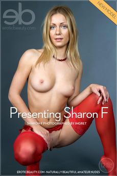 Presenting Sharon F