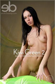 Kiwi Green 2