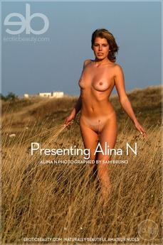 Presenting Alina N