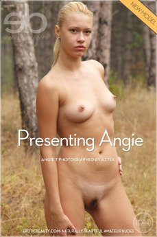 Presenting Angie