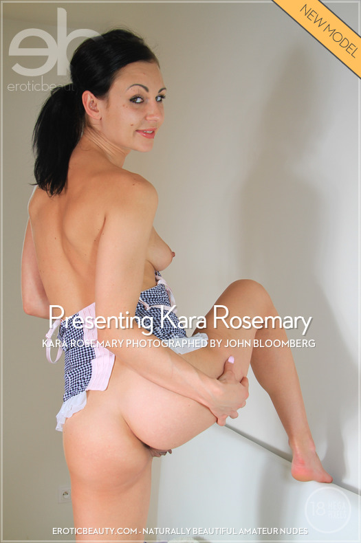 Presenting Kara Rosemary featuring Kara Rosemary by John Bloomberg