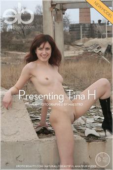 Presenting Tina H