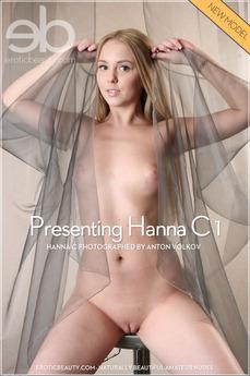 Presenting Hanna C 1