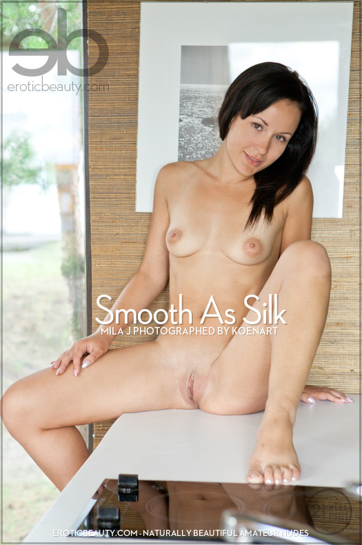 Smooth as Silk featuring Mila J by Koenart