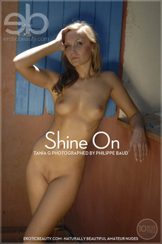 Shine on. Shine On featuring Tania G by Philippe Baud