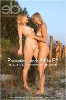 Presenting Lenda & Kira E 2