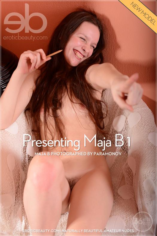 Presenting Maja B 1 featuring Maja B by Paramonov