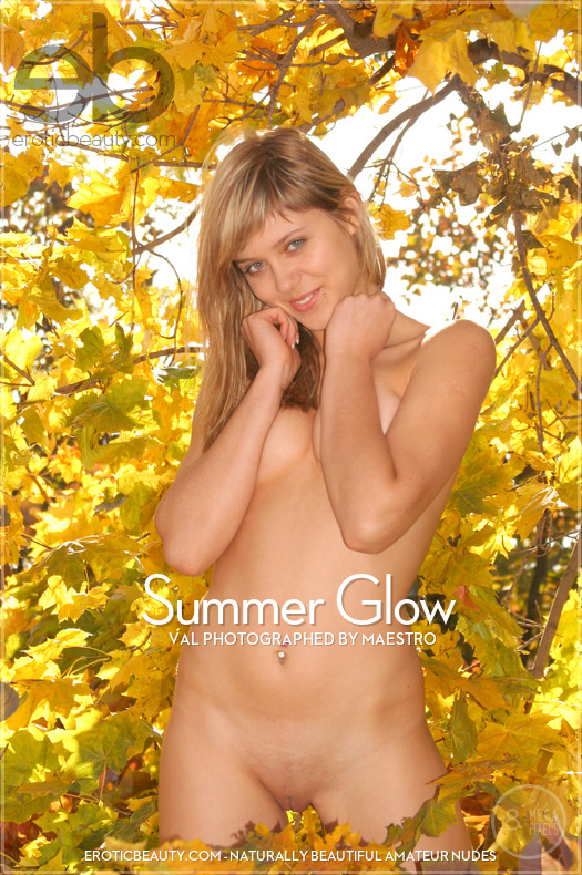 Summer Glow featuring Val by Maestro