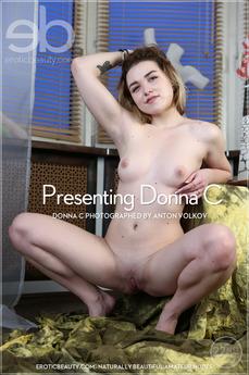 Presenting Donna C