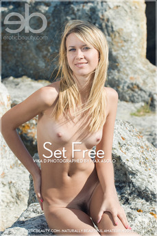 Set free. Set Free featuring Viki D by Max Asolo