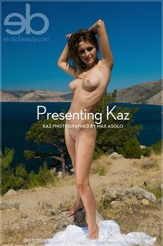 Presenting Kaz