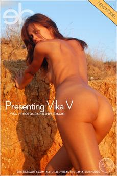 Presenting Vika V